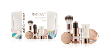 Nude by Nature Kits Good For You Complexion Collection