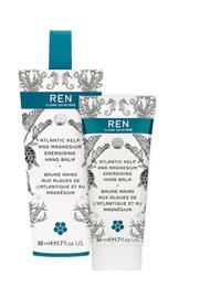 REN Clean Skincare Atlantic Kelp Energising Hand Balm 50 ml