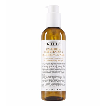 Kiehl's Calendula Foaming Wash 200 ml