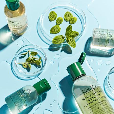 Kiehl's Herbal-Infused Micellar Cleansing Water 75 ml