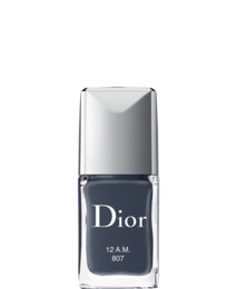 DIOR VERNIS - LIMITED EDITION 807 12 A.M.