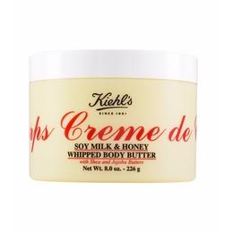 Kiehl's Creme de Corps Soy Milk & Honey Whip Body Cream 226 g