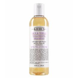 Kiehl's Rice & Wheat Volumizer Shampoo 250 ml