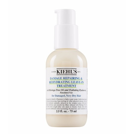 Kiehl's Damage Repairing & Rehydrating Leave-In Serum 75 ml