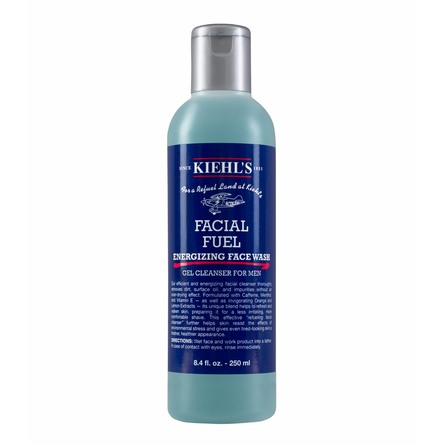 Kiehl's Facial Fuel Energizing Face Wash For Men 250 ml