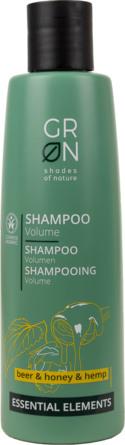 GRN Organics Shampoo Beer & Honey & Hemp 250 ml