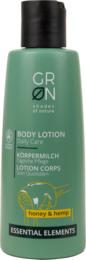 Grøn Bodylotion Honey & Hemp 200 ml