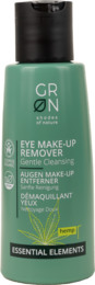 Grøn Eye Make-Up Remover Hemp 125 ml