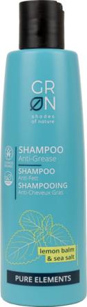 GRN Organics Shampoo Lemon Balm & Sea Salt 250 ml