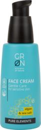 Grøn Face Cream Alga & Sea Salt 50 ml