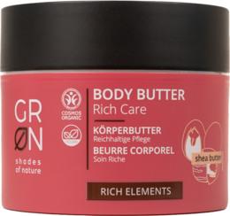 Grøn Body Butter Shea Butter 200 ml