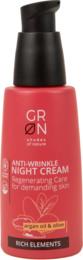 Grøn Night Cream Argan Oil & Olive 50 ml