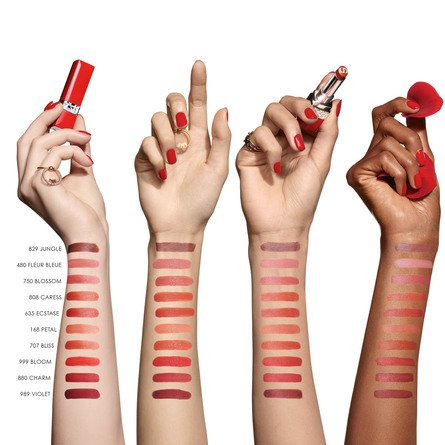 DIOR Rouge Dior Ultra Care lipstick 808 CARESS