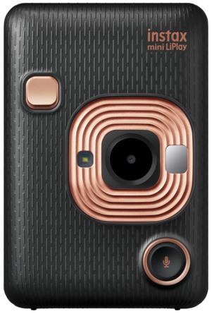 Instax LiPlay Hybrid Kamera Elegant Black