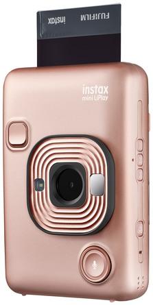 Instax LiPlay Hybrid Kamera Blush Gold