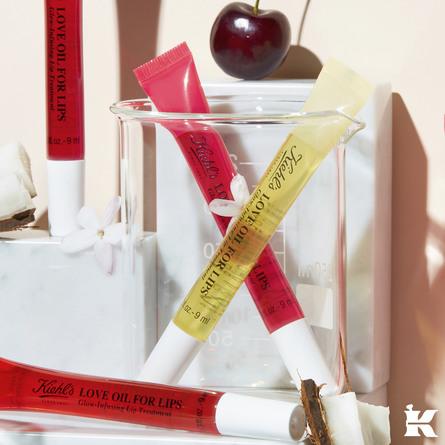 Kiehl's Love Oil For Lips Botanical Blush