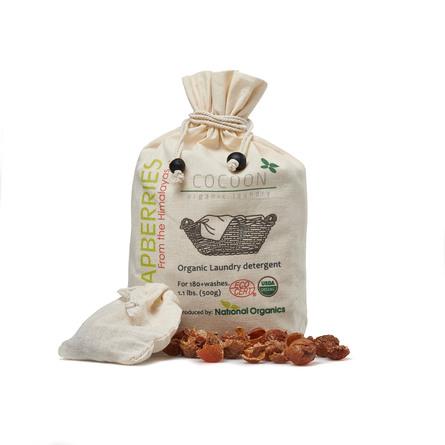 Cocoon Sæbebær - Vaskenødder 500 g