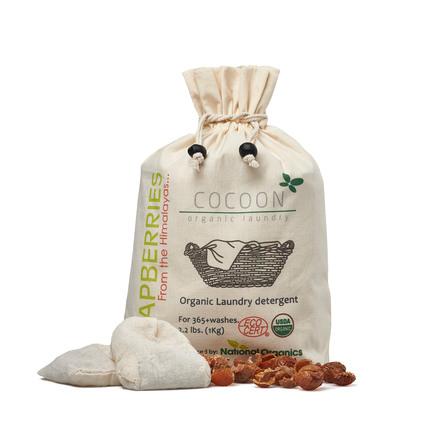 Cocoon Sæbebær - Vaskenødder 1000 g