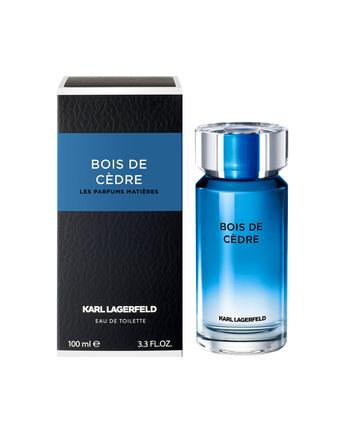 Karl Lagerfeld Parfums Matieres Bois De Cédre Eau de Toilette 100 ml
