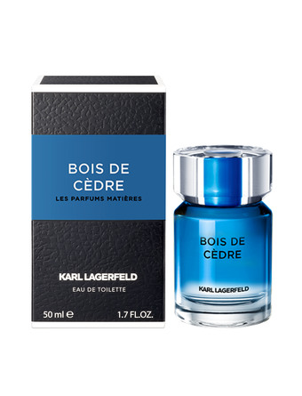 Karl Lagerfeld Parfums Matieres Bois De Cédre Eau de Toilette 50 ml