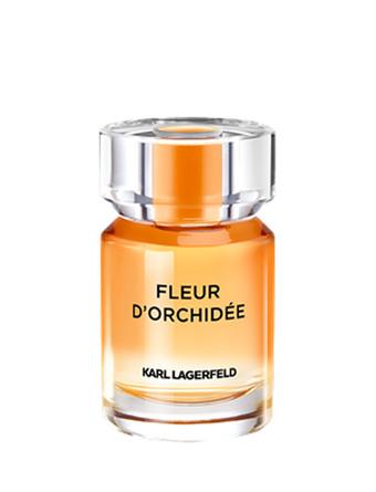 Karl Lagerfeld Parfums Matieres Fleur D´Orchidée Eau de Parfum 50 ml