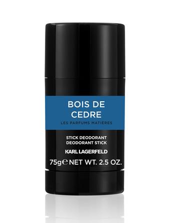 Karl Lagerfeld Parfums Matieres Bois De Cédre Deodorant Stick 75 g