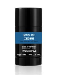 Karl Lagerfeld Parfums Matieres Bois De Cédre Deo stick 75 gr