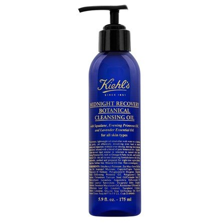 Kiehl's Midnight Recovery Botanical Cleansing Oil 175 ml