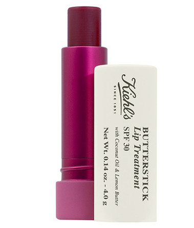 Kiehl's Butterstick Lip Treatment SPF 30 Touch Of Berry