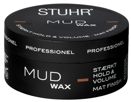 Stuhr Hard Mud Wax 75 ml