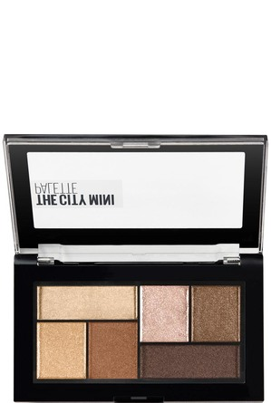 Maybelline The City Mini Palette 400 Rooftop Bronzes
