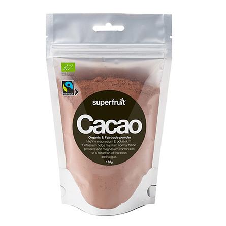 Cacao pulver raw Ø Superfruit 150 g