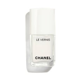 CHANEL LE VERNIS LIMITED EDITION. LONGWEAR NAIL COLOUR. 711 PURE WHITE