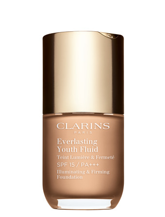 Køb Clarins Ever Youth Foundation 114 Cappuccino - Matas