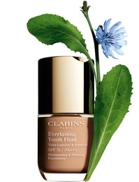 Clarins Ever Youth Foundation 110 Honey