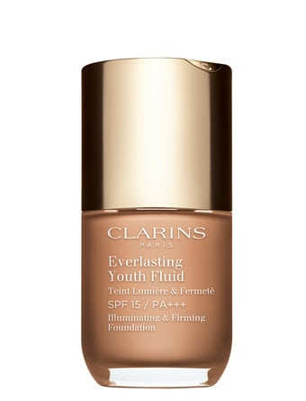 Køb Clarins Ever Youth Foundation 108 Sand - Matas