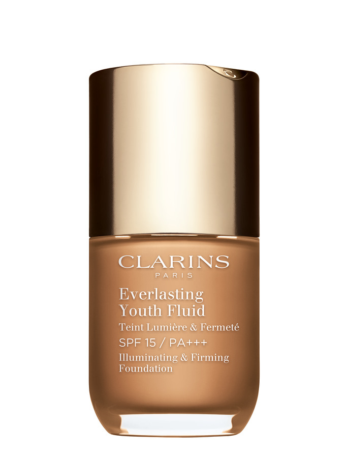 Køb Clarins Everl Youth Foundation 109 Wheat - Matas