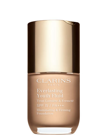 Køb Clarins Ever Youth Foundation 105 Nude - Matas