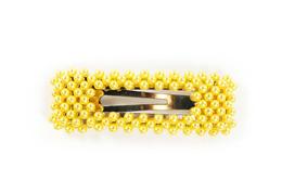 Senze Knækspænde firkantet Yellow