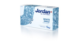 Jordan Stay Fresh White Smile tandpasta 2 x 50 ml pk