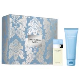 Dolce & Gabbana Light Blue Gaveæske