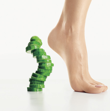 CND Cucumber Heel Therapy 75 G
