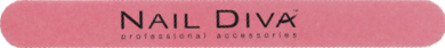 CND Mylar File 180/240 Grit Pink