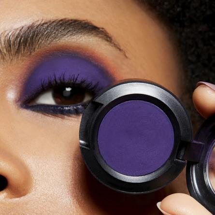MAC Øjenskygge Power To The Purple