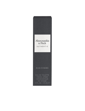 Abercrombie & Fitch Authentic Man Eau de Toilette 15 ml