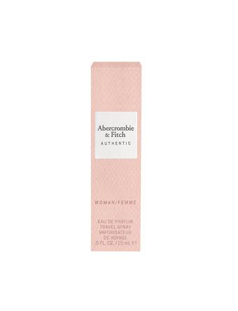 Abercrombie & Fitch Authentic Women Eau de Parfum 15 ml