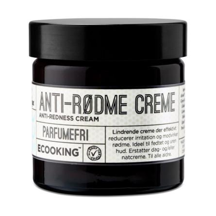 Ecooking Anti-Rødme Creme 50 ml