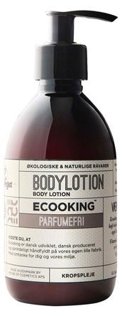 Ecooking Bodylotion Parfumefri 300 ml