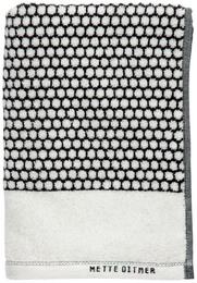 Mette Ditmer Grid Håndklæde 50 x 100 cm