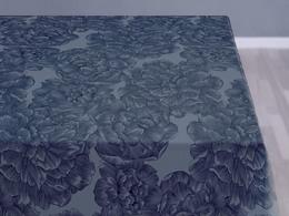 Södahl Dug Modern Rose China Blue 140 x 270 cm